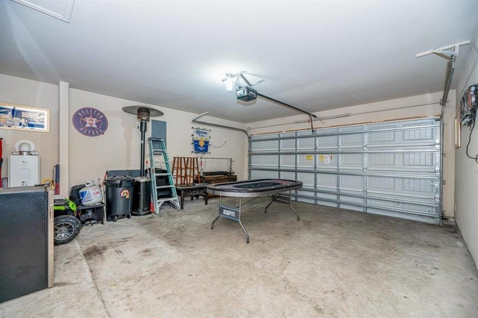 2 car Garage With Remote Opener